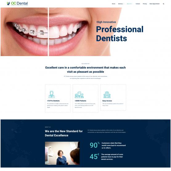 plus-353-studio-web-design- About us - OC Dental Practice, Gorey Town, County Wexford. - ocdental.ie