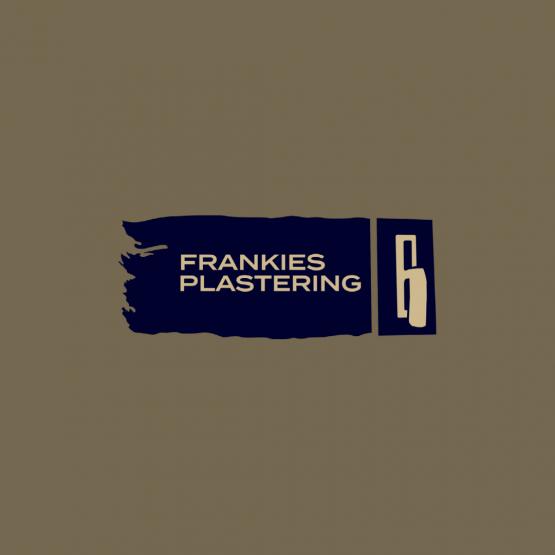 frankies plastering-logo-website-built-by-plus-353-studio