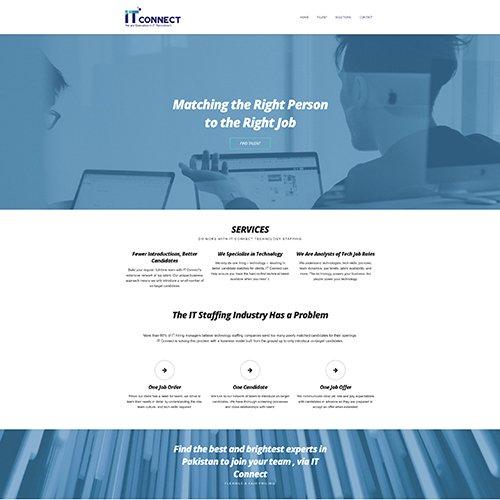 it-connect-website-by-plus-353-studio