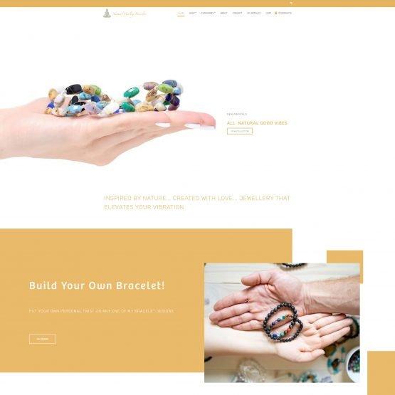 natural-healing-bracelet-website-by-plus-353-studio